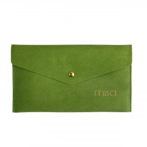 EMERALD Make Up Clutch