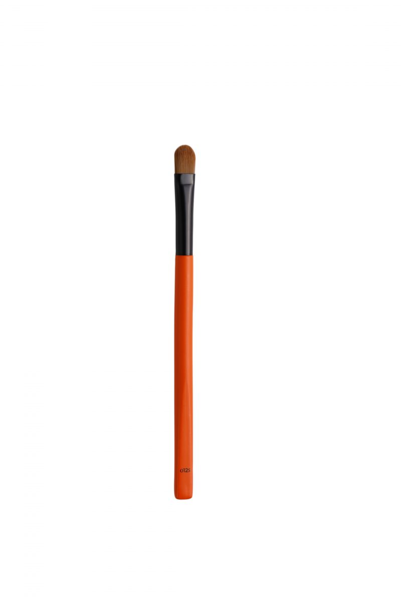 O12s Orange Kiss Flat Brush