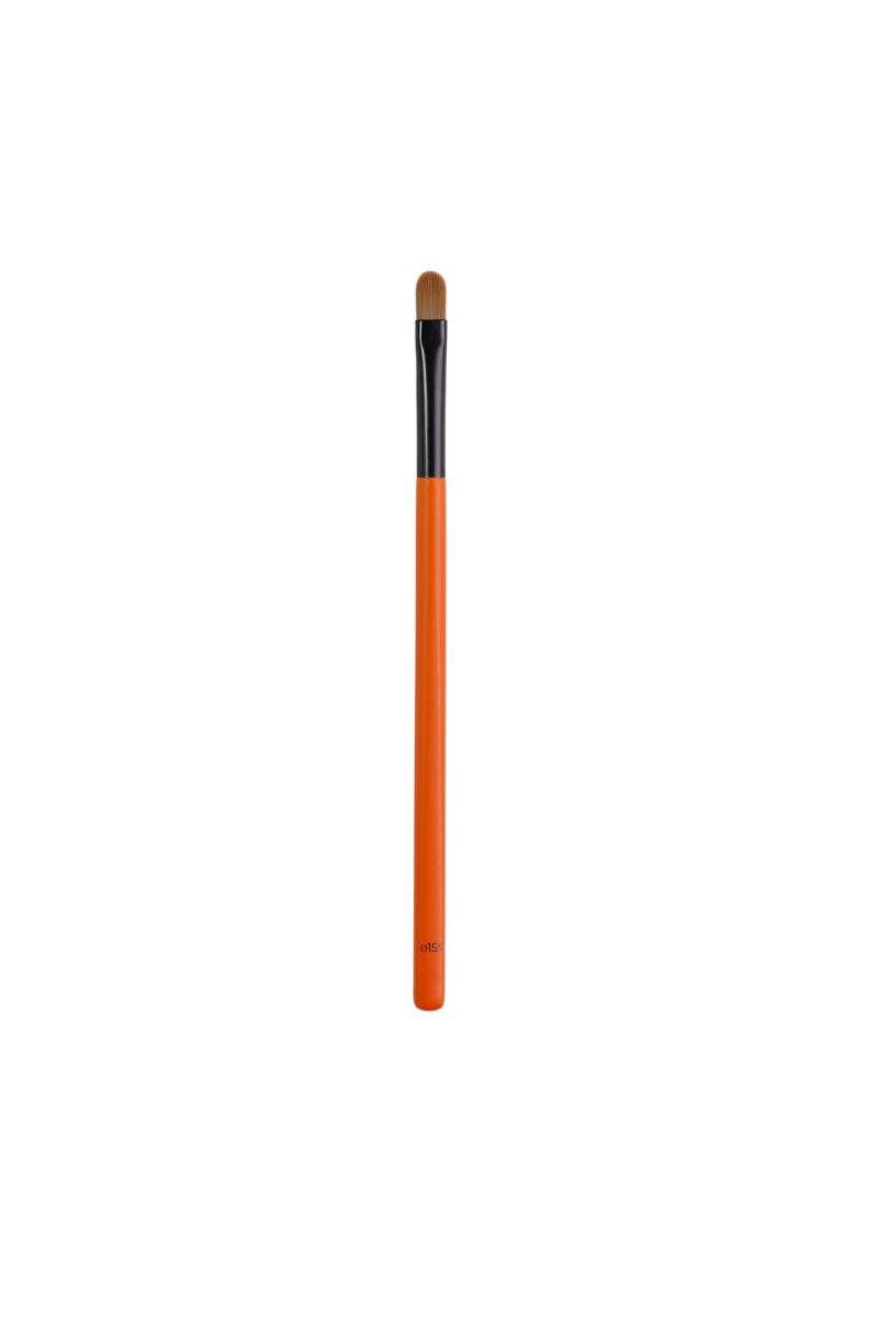 O15s Orange Kiss Small Flat Brush